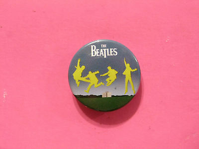 New Official Beatles Button  Badge Pin Official Uk Made