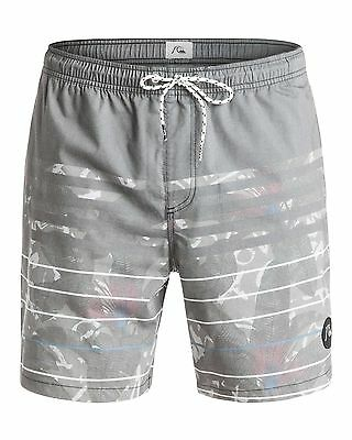 """NEW QUIKSILVER™  Mens Swell Vision 17"""" Volley Boardshort Surf Board Shorts"""