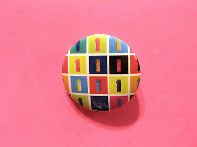 """New Official Beatles Button  Badge Pin Official Uk Made """"album 1"""""""