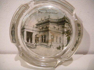 Aschenbecher ashtray Wien Vienna Kursalon um 1930