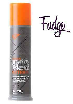 Fudge Matte Hed Extra Hold Dry Matte For Raw Natural Look 85g