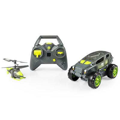 Air Hogs Shadow Launcher 2 in 1 Heli Launcher Vehicle