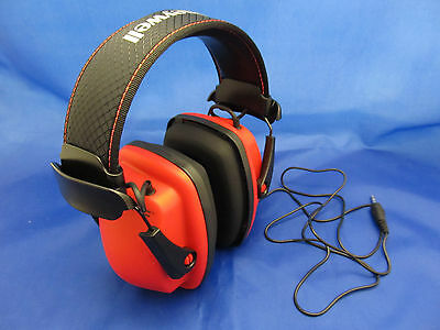 Honeywell Hearing Protection Earmuffs/Headphones w/ AUX jack - Home, Work & Play