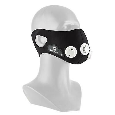 Masque d'entraînement altitude elevation CAPITAL SPORTS Breathor Taille S/M/L