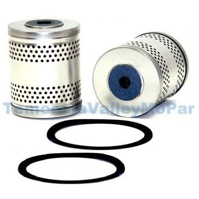 Cartridge Oil Filter Set for 1933-1948 Plymouth - Dodge - DeSoto - Chrysler