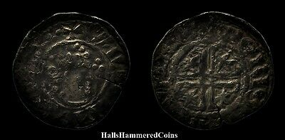Alexander II Penny - Scottish Coin - Very Rare (HHC3715)