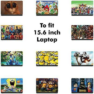 15.6 inch Toon Laptop Vinyl Skin/Decal/Sticker/Cover -Somestuff247-LP10