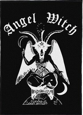 Angel Witch Backpatch / Speed-Thrash-Black-Death Metal