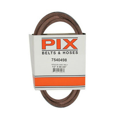 7540498 A-7540498 Replacement PIX Belt for MTD and Cub Cadet