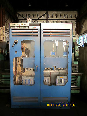150 HP DC GE Special Purpose SP-200 Drive