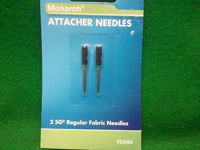 Monarch Needles for SG & 3020 + OTHERS Tag Attacher  2 Needles per Pack 925066