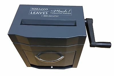 Tobacco Leaves Mach1 Hand Shredder
