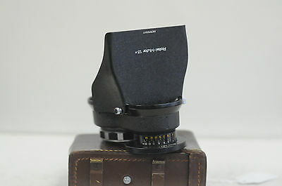Rollei Mutar 1.5 Bay-3 with Case & Hood