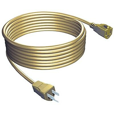STANLEY 33405 Grounded Outdoor Extension Power Cord 40-Feet Beige