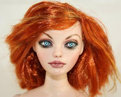 "Tonner OOAK GENE ""REBECCA"" REPAINT DOLL by JENNY SUTHERLAND of JACS..VERY SASSY"