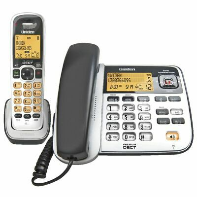 Uniden DECT Corded and Cordless Phone 2145+1