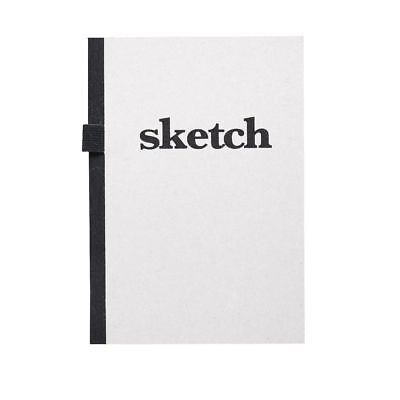 Greyboard Cover A5 Sketch Book 120 Page