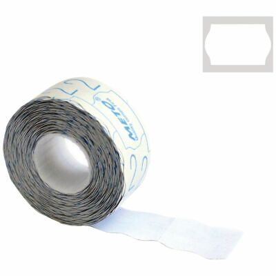 Meto 2 Line Series Labels Permanent White 5 Pack