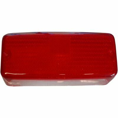 Taillight Lens for 1977 Yamaha RD 250 D (Front Disc & Rear Disc)