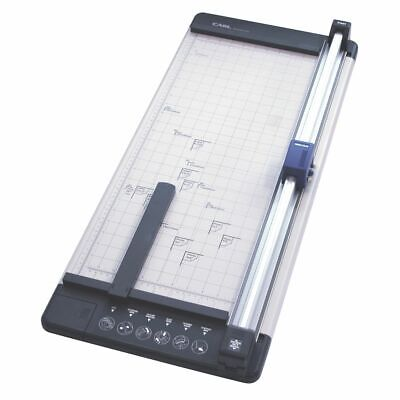 NEW Carl Paper Cutter Heavy Duty Paper Trimmer Replaceable Blade A2 DC250