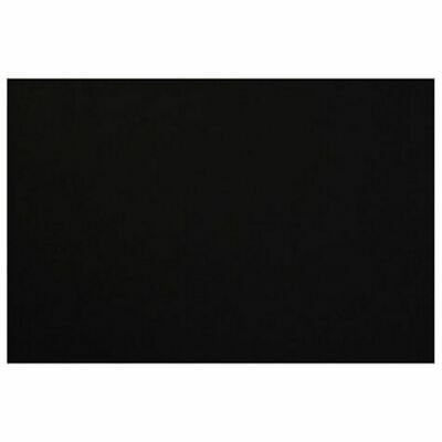 Quill 1000gsm Presentation Board 420 x 590mm Black