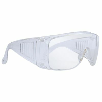 ATS Visitors Safety Glasses Clear