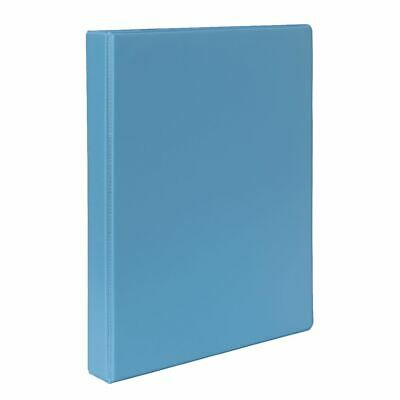 J.Burrows Binder A4 4 D-Ring 25mm Blue
