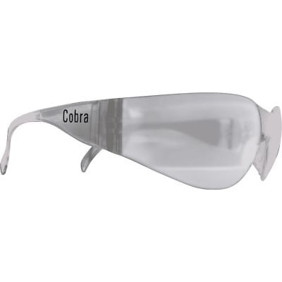 Cobra Safety Glasses Clear