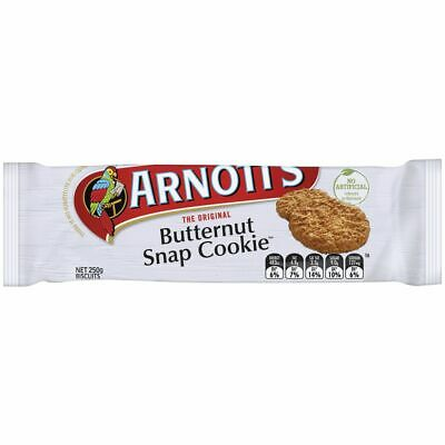 Arnott's Butternut Snap Cookie 250g