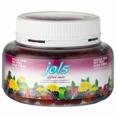 Jols Office Mix Berry Pastilles Assorted 400g