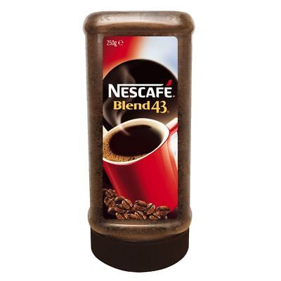 Nescafe Blend 43 Instant Coffee Jar 250g