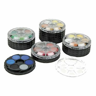 Koh-I-Noor Watercolour Discs Standard Colours 24 Pack