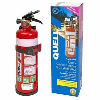 Quell Home, Vehicle and Marine Fire Extinguisher