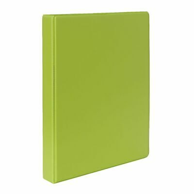 J.Burrows Binder A4 4 D-Ring 25mm Green