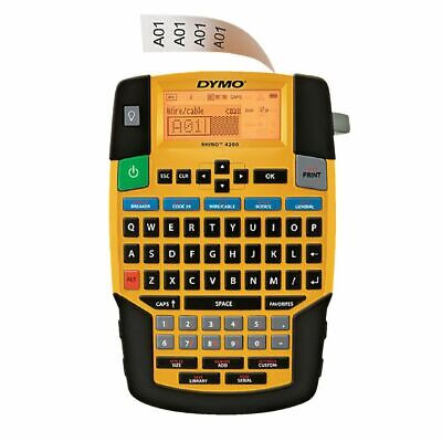 DYMO Rhino Industrial Label Maker 4200