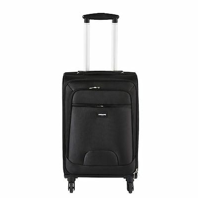 J.Burrows Soft Suitcase 54cm Black