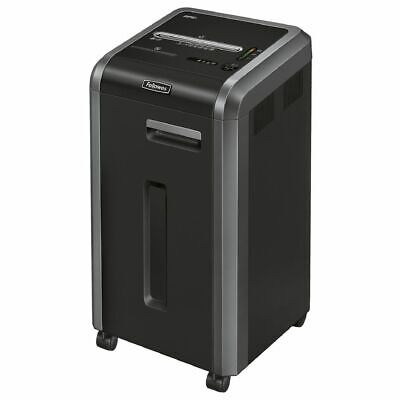 NEW Fellowes Powershred Paper Shredder  225Ci Cross-Cut Shredder Slicer