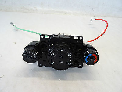Ford Fiesta MK7 2009 - 2012 Manual Heater Control Panel - 8A61-19980-BE