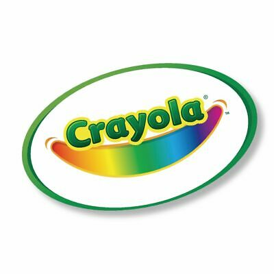 Washable Crayola Poster Paints With Brush 18 Pack