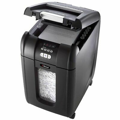 Rexel Stack & Shred Auto Feed Cross Cut Shredder 200X