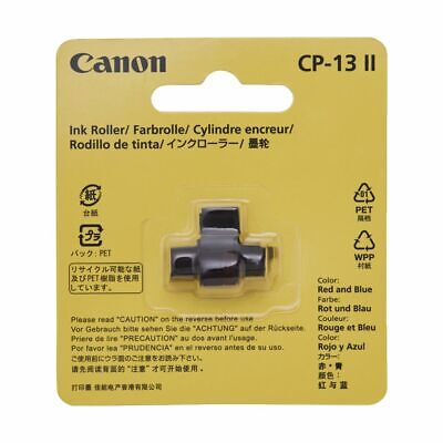 Canon Calculator P23Dts/P170Dh Ink Roller Blue and Red