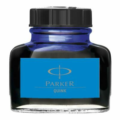 Parker Quink Ink Bottle Blue