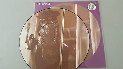 "PRINCE ""MY Name is PRINCE"" UK 12"" Picture Disc vinyl"