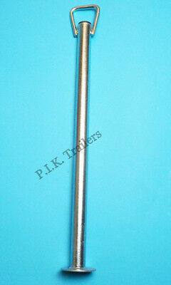 34mm dia. x 600mm Prop Stand with HANDLE - Trailer Corner Steady