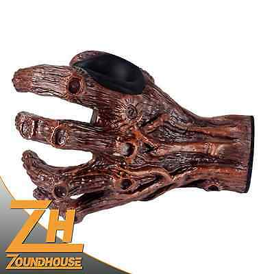 Guitar Grip Carved Ent-Tree Hand Male Hand left - Wandhalter f³r Gitarre / Bass