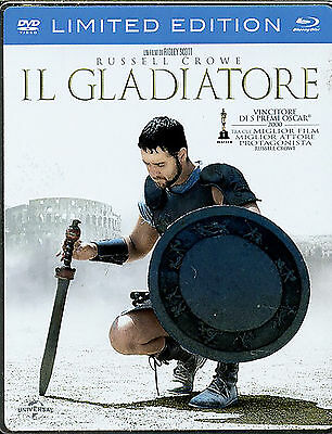 Il gladiatore BLU-RAY STEELBOOK