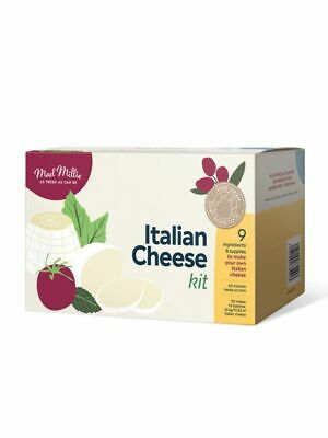'Italian Cheese Making Kit' Mad Millie ** 20% Off RRP ** Post with Signature Inc