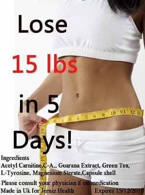 Lose 15Lbs In 5 Days-Strongest Diet Pills For Slimming And Fast Weight Loss