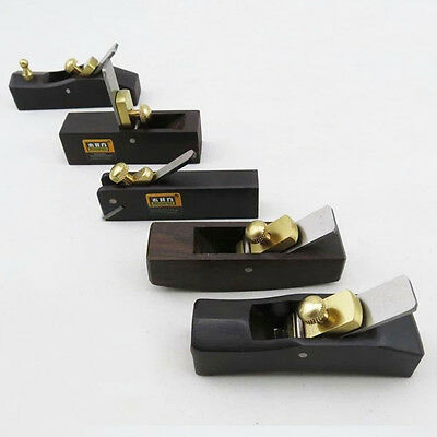 Set of 5 PCS Wood Hand Planes Carpentry Carpenter Tool Woodworking Joinery ]