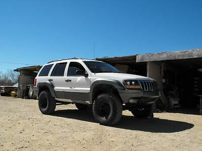 Jeep Grand Cherokee Wj Fender Flares - Wheel Arch Extensions